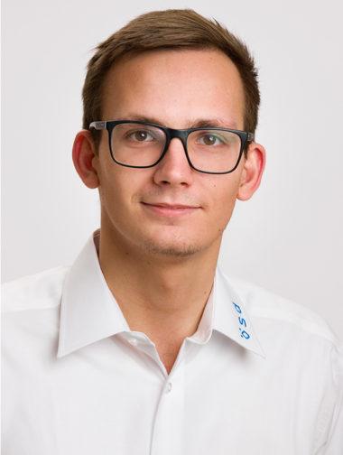 Teamfoto Dominik Maier