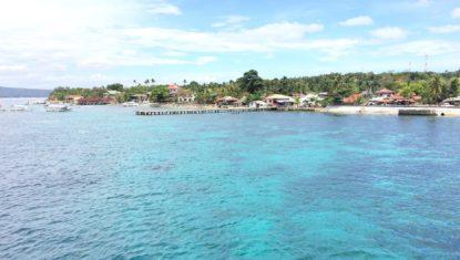 Ormoc Pier Cebu Philippinen