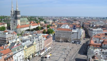 Altstadt Zagreb