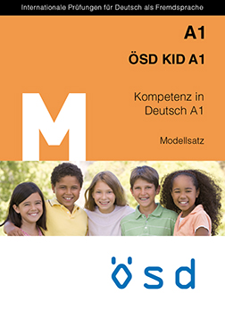 Cover Modellsatz ÖSD KID A1