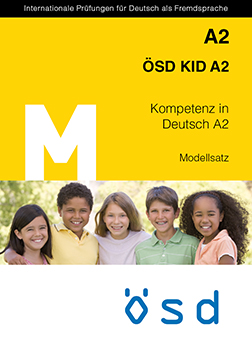 Cover Modellsatz ÖSD KID A2
