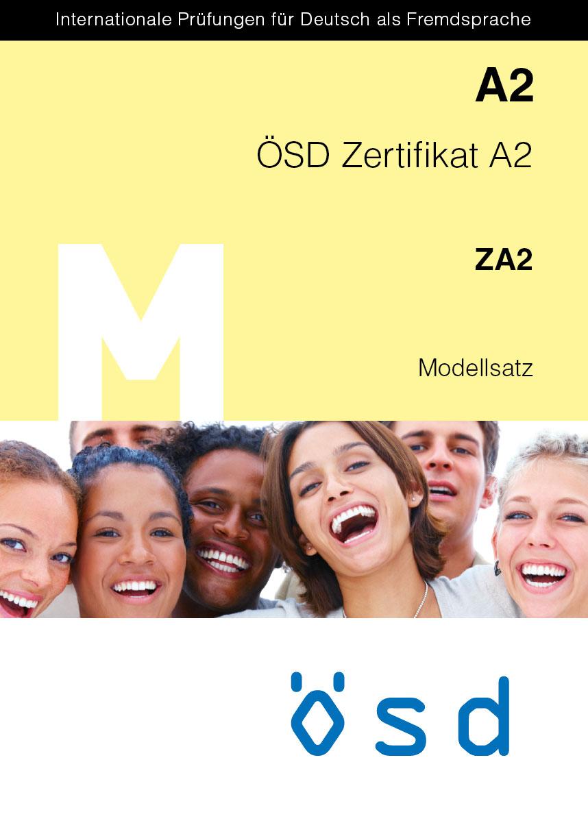 ösd Zertifikat A2 Za2 Osd