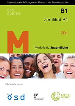 Cover Modellsatz ÖSD ZB1 Jugendliche