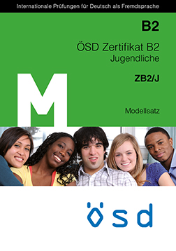 Cover Modellsatz ÖSD ZB2 Jugendliche