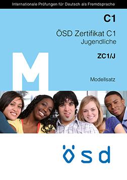 Cover Modellsatz ÖSD ZC1 Jugendliche