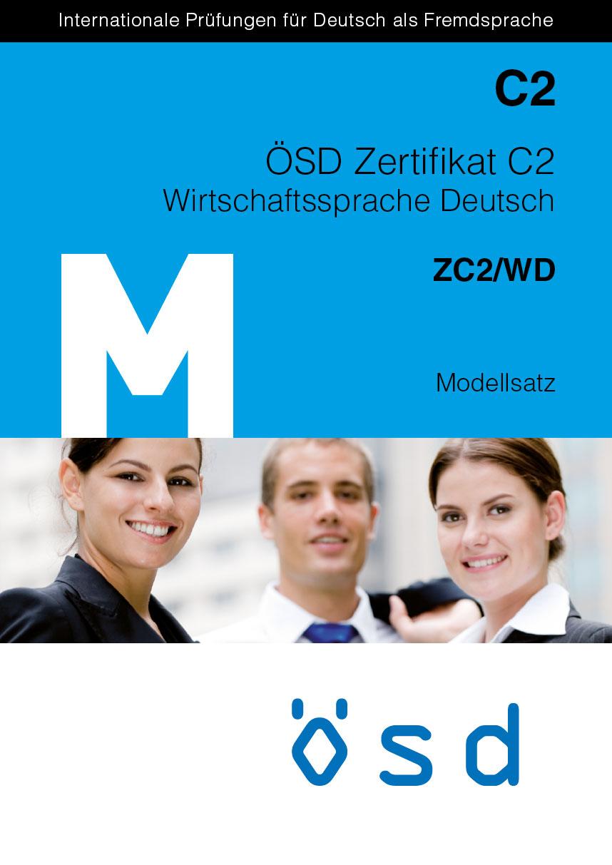 Cover Modellsatz ÖSD ZC2/WD
