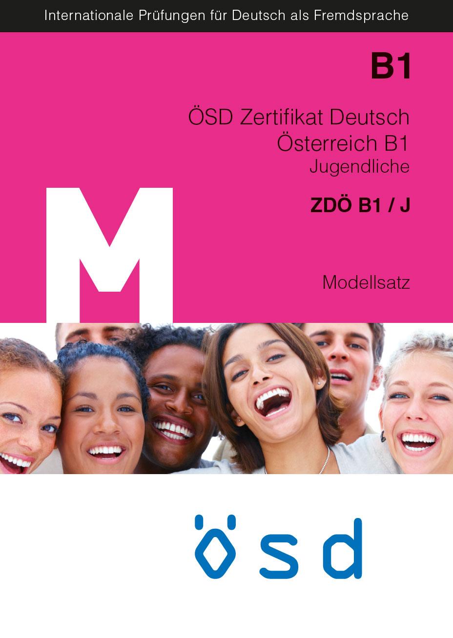 ösd Zertifikat Deutsch österreich B1 Jugendliche Zdö B1j Osd