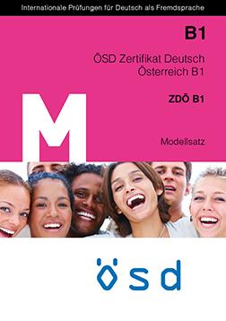 Cover Modellsatz ÖSD ZDÖ B1