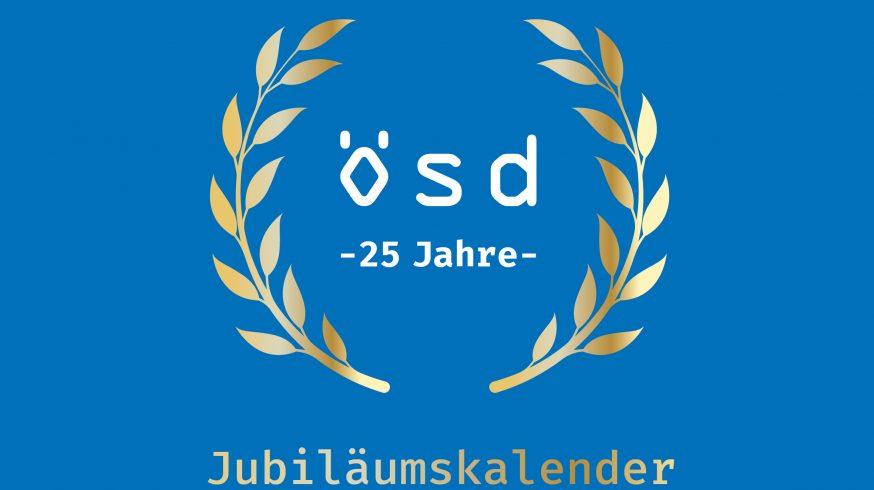 25 Jahre ÖSD