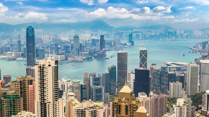 Neues ÖSD-Prüfungszentrum in Hongkong, The Peak
