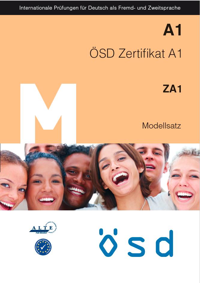 Deutsch 1 beispiel start test ÖSD Zertifikat