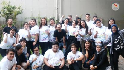 Deutsch lernen und eine ÖSD-Prüfung ablegen - das Bildungszentrum SPITZE STUDIUM in Jakarta macht es möglich.