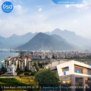 Erweiterte Kooperation - Das Institut Kökdil ermöglicht ÖSD-Prüfungen nun auch in Antalya.